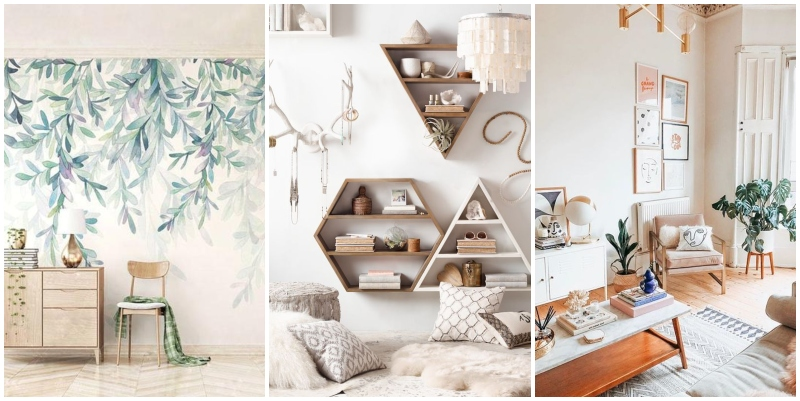 Home Design Trends to Watch Out For in 2019 shelves