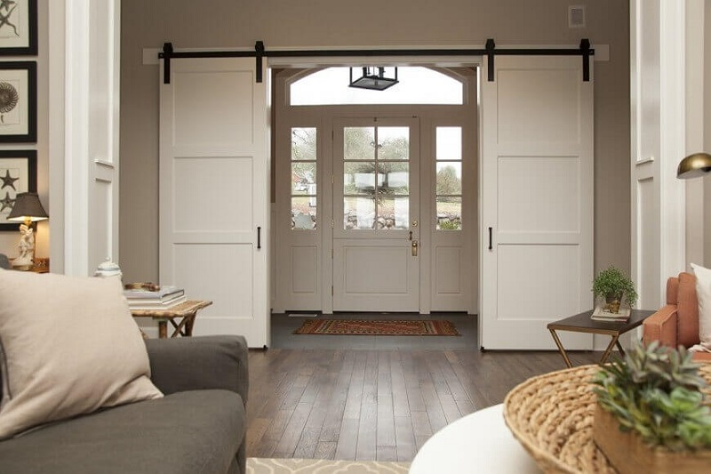 Home Design Trends to Watch Out For in 2019 barn doors