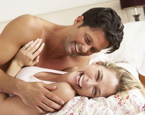 Ten surprising health benefits of having regular sex: