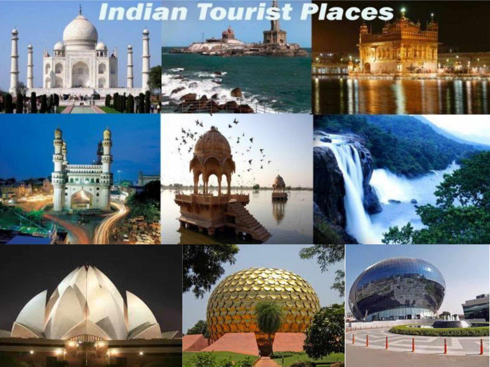 best Indian tourist places