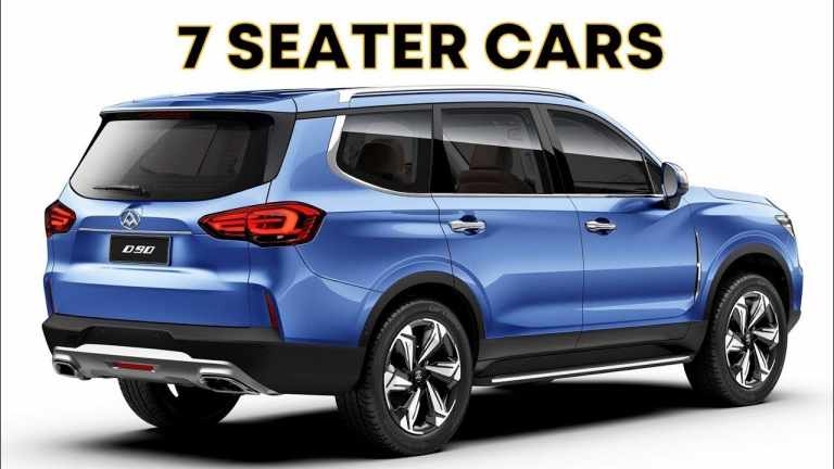 7 Seater Cars In India Below 5 Lakhs: All You Need To Know