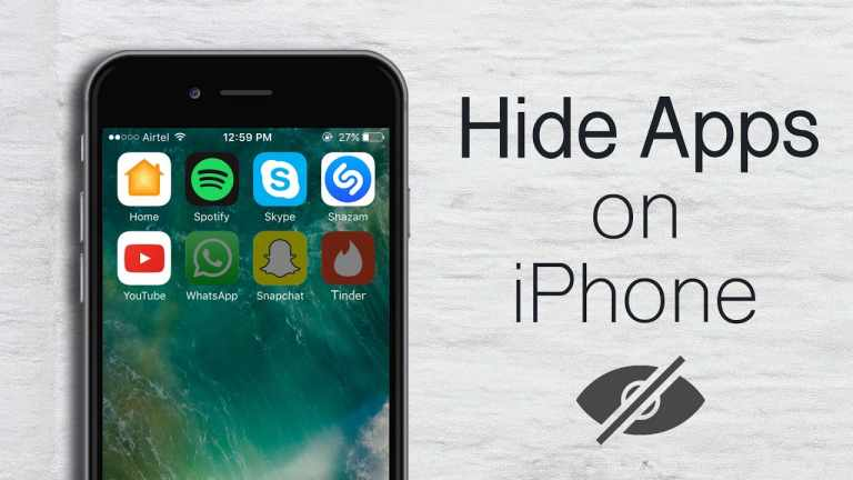 Best App To Hide Apps In Android and iOS devices