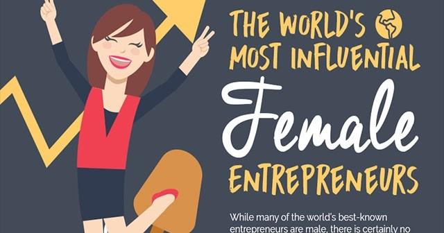 Famous Female Entrepreneur